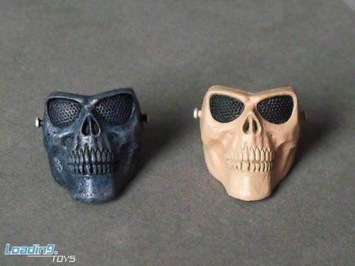 LOADING TOYS Deadmasks-4 Styles (LT-DEADMASK)