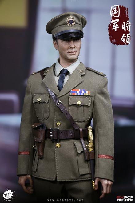 [POP-EX10] POP Toys Sword Heroes Of Nationalist General Boxed Figure