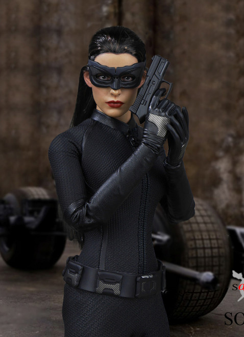 [SO-T06] So Toys Catwoman Suit for 1/6 Girl Figures