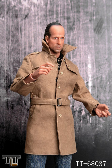 TTL Fashion Man With Brown Coat (TTL-68037)
