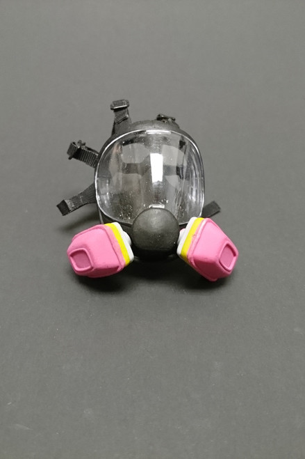 [WK-201401GM] Wolf King Dr. Chemical Poisoning 1/6 Gas Mask