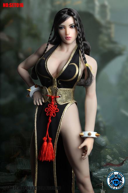[SUD-SET016] Super Duck 1/6 Martial Art Female Fighter 2.0 Accessory