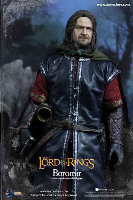 [ASM-LOTR017H] Asmus Toys 1/6 Boromir Rooted Hair in Lord of the Rings Movie Series