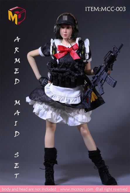 [MCC-003] MCC TOYS Armed Maid Female Figure Accessory