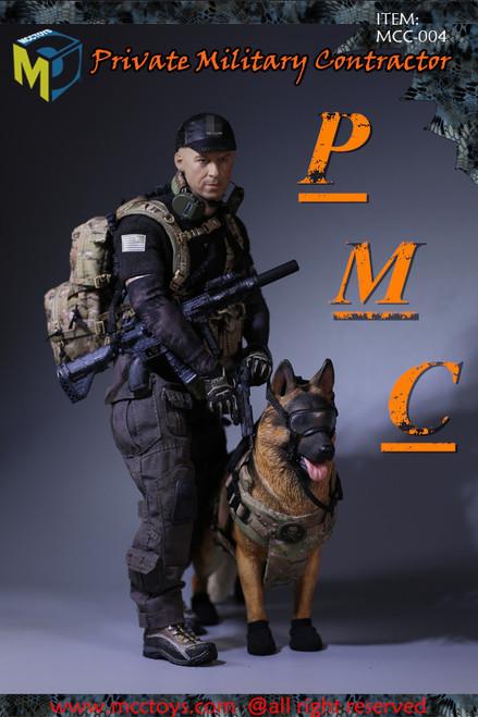 [MCC-004-C] MCC TOYS PMC Private Military Contractor Boxed Figure