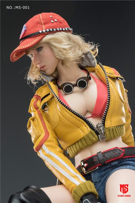 [MS-001] Star Man Female Automobile Mechanic 1/6 Boxed Figure
