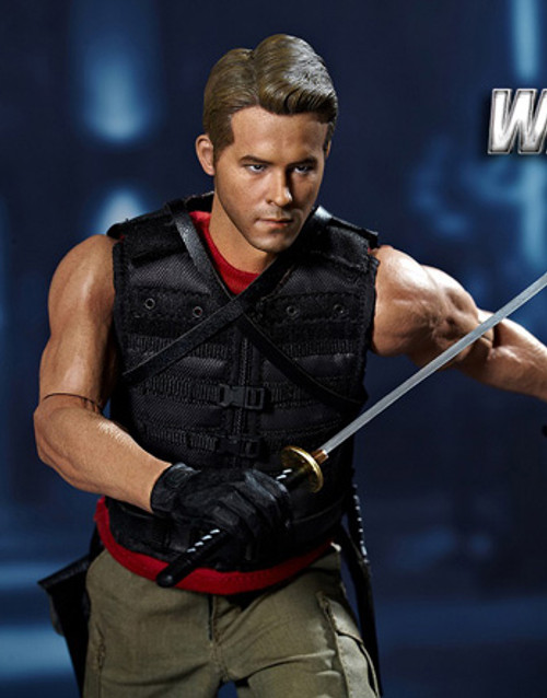 [HH-FD003] Hot Heart 1/6th Wade Warrior Collectible Figure