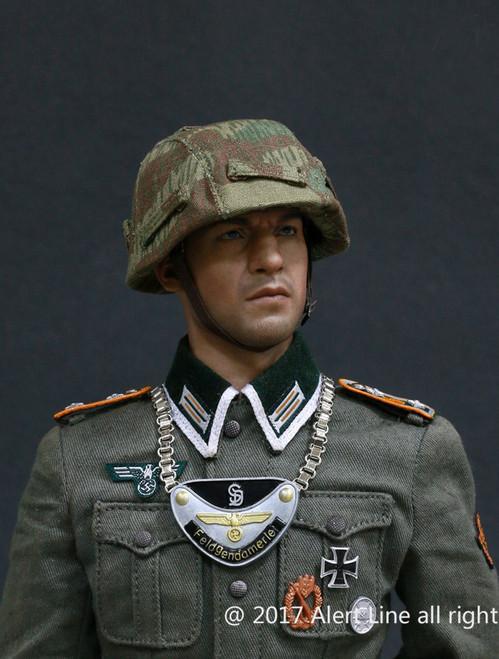 [AL-100018] Alert Line 1/6 WWII German Grossdeutschland Division (GD) Armband Uniform Set