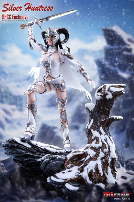 [PL2017-105] TBLeague Silver Huntress SHCC Exclusive 1/6 Boxed Figure