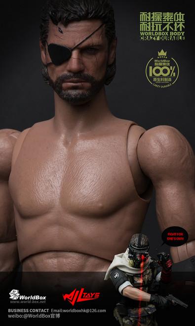 [WB-AT024] World Box Intelligent Prosthesis 1/6 Body