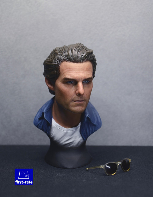 [FR-002] First-Rate 1/6 Tom Head with Display Bust