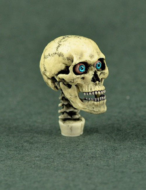 [CM-OUR50003] COOMODEL Simulation 1/6 Skull with Eye Movement