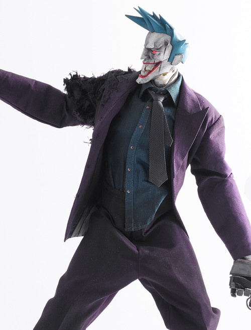 [3A-17003] 3A ThreeA DC Steel Age the Joker 1/6 Figure Designed by Ashley Wood