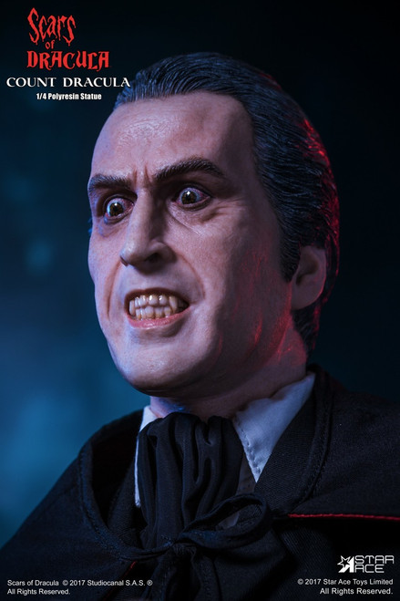 [SA-4001] Star Ace Count Dracula 1/4 Superb Scale Statue