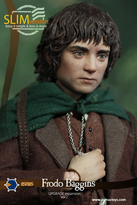 [ASM-LOTR014S] Asmus Toys The Lord of the Rings Series Frodo Slim Version