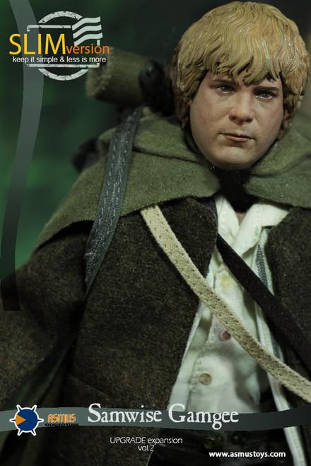[ASM-LOTR015S] Asmus Toys The Lord of the Rings Series Sam Slim Version