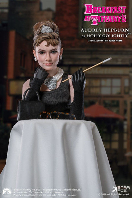 [SA-0050] Star Ace 1/6 Audrey Hepburn as Holly Golightly Deluxe Version
