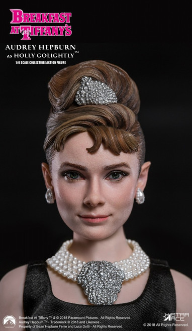 [SA-0051] Star Ace 1/6 Audrey Hepburn as Holly Golightly Normal Version