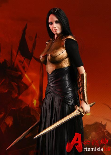 [AST-01] AStoys 1/6 Roman Female Warrior Boxed Action Figure