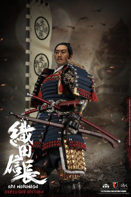 [CM-SE022] COO Model Oda Nobunaga 1/6 Figure 織田信長 Deluxe Version