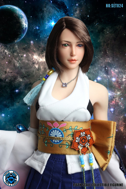 [SUD-SET024] Super Duck 1/6 Space Girl Clothing Set aka FFX Yuna