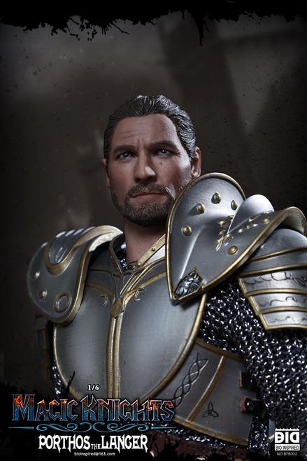 [BFB002] BIO Inspired 1:6 Magic Knights Series Lancer The Porthos Figure
