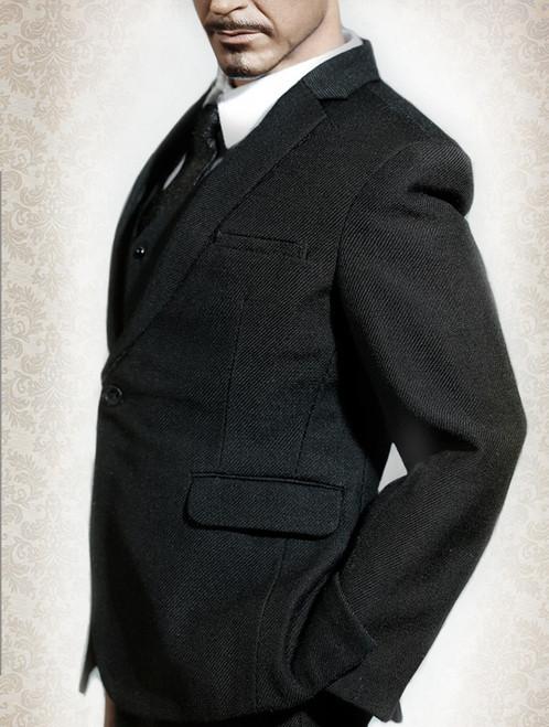 [POP-X26A] POP Toys Standard Western-style Suit in Black