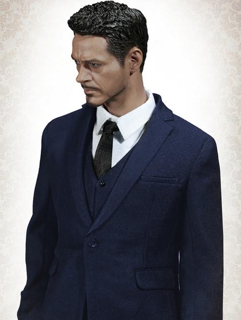 [POP-X26B] POP Toys Standard Western-style Suit in Blue
