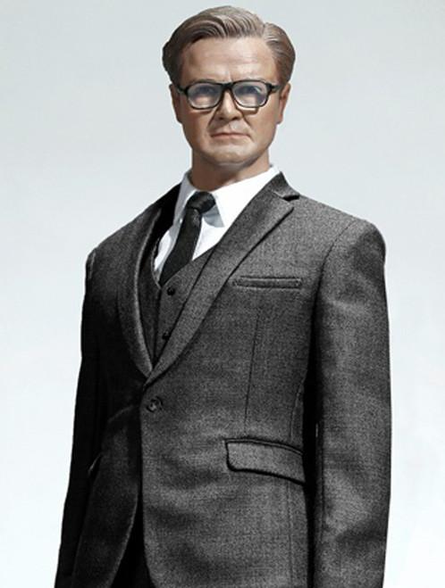 [POP-X26D] POP Toys Standard Western-style Suit in Grey