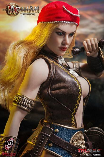 [PL2018-114] TBLeague Phicen Arhian Pirate 1/6 Female Action Figure