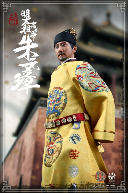 [303T-ES3004] 303 Toys Zhu Yuanzhang Emperor of the Ming Dynasty 1/6 Figure