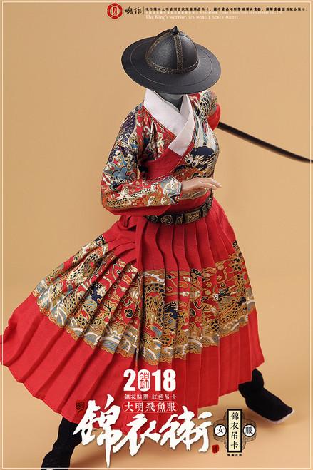 [OS-1810] O-Soul 1/6 King's Bodyguard Female Outfit