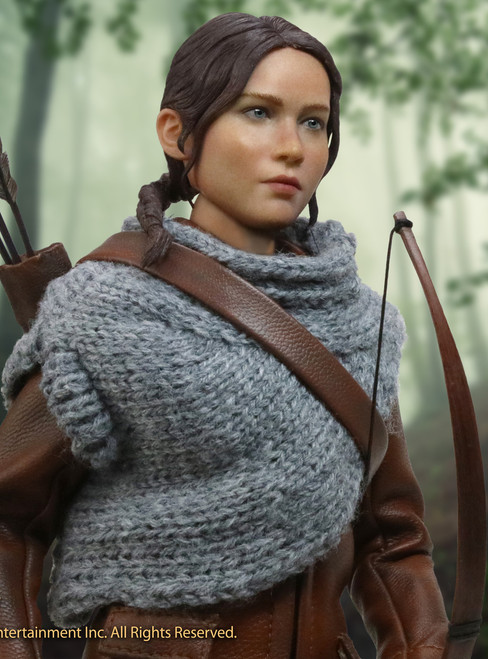 [SA-0036] The Hunger Games Katniss Everdeen Hunting Version Star Ace 1/6 Figures