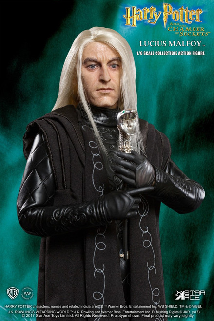[SA-0032] Harry Potter Star ACE Lucius Malfoy & Dobby Twin Pack
