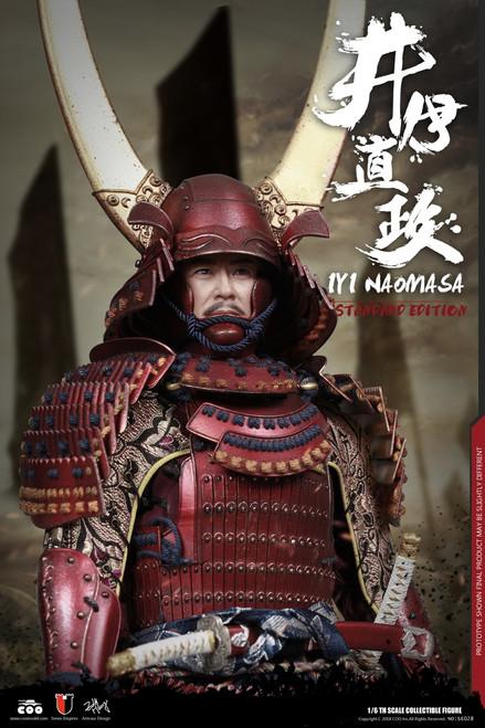 [CM-SE028] COO Model II Naomasa The Scarlet Yaksha Standard Edition