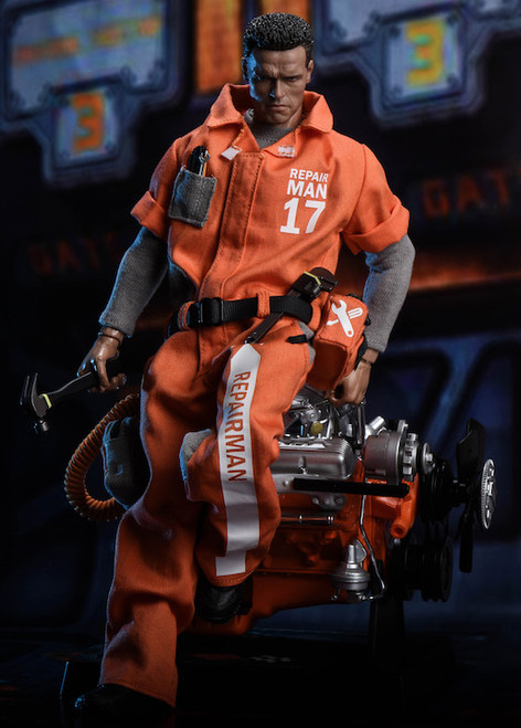 [VST-18XG15A] VS Toys 1/6 Repairman Costume Tight Fit