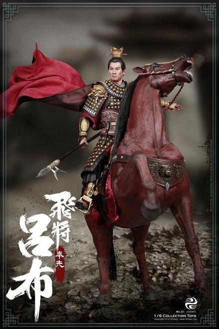 [303T-321SET] 303 Toys Three Kingdoms Lv Bu 吕布 A.K.A Fengxian Deluxe Set