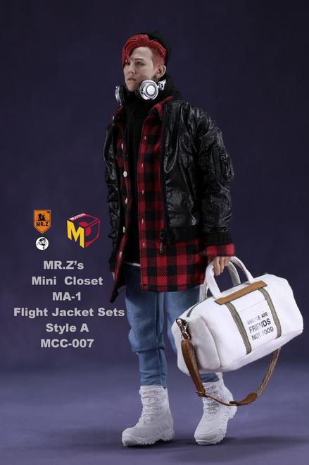 [MC-007] Super MC Toys 1/6 Flight Jacket Clothing Set A