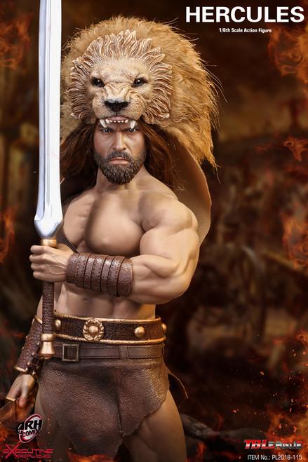 [PL2018-115] TBLeague Hercules Son of Zeus 1/6 Figure