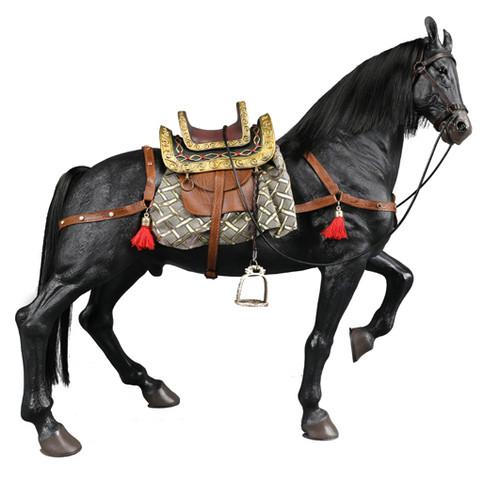[JSM-RN001] JSModel 1/6 Black Horse