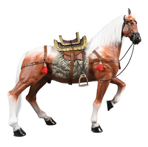 [JSM-RN002] JSModel 1/6 Blond Chestnut Horse