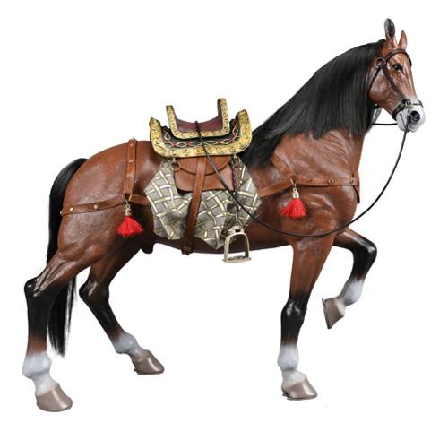 [JSM-RN003] JSModel 1/6 Brown Horse