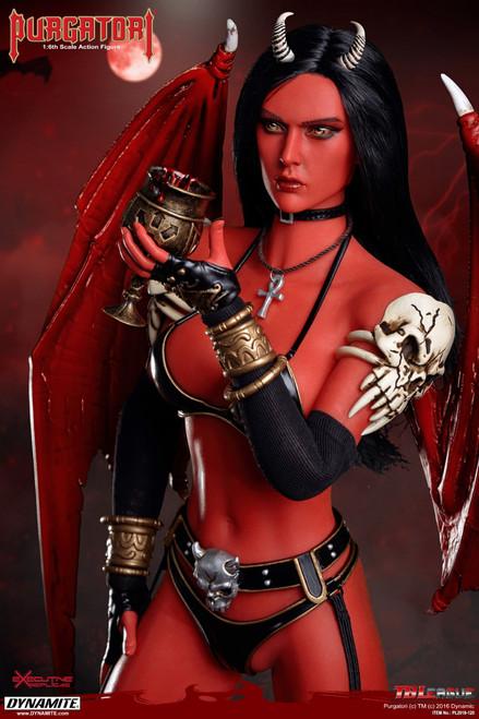 [PL2018-120] TBLeague Winged Vampire Goddess Purgatori 1/6 Female Figure