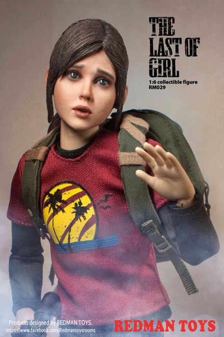 [RMT-029] Redman The Last of Girl 1:6 Boxed Figure