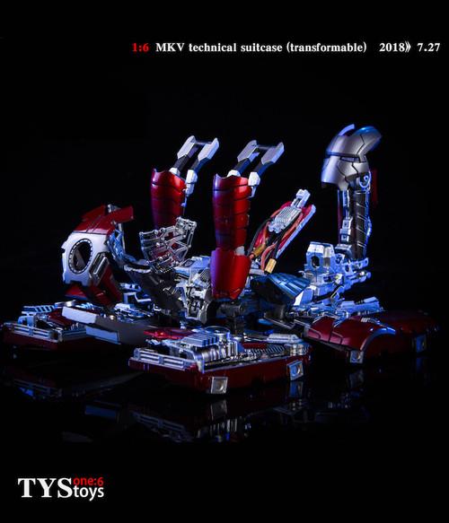 [TYS-18727] TYS Toys 1/6 MKV Technical Suitcase