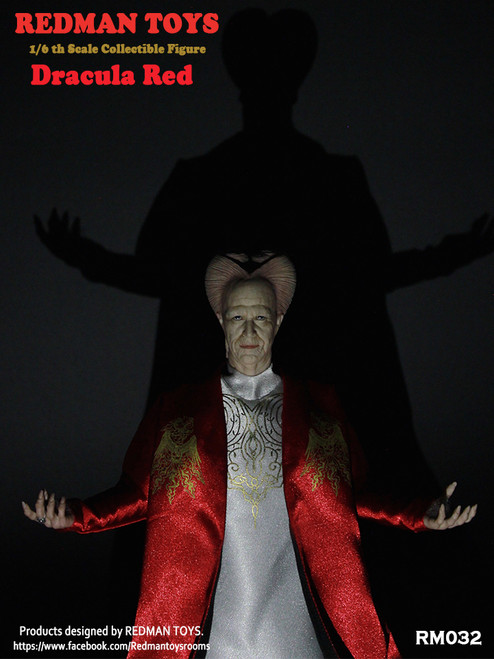 [RMT-032] Redman Dracula Red 1:6 Collectible Figure