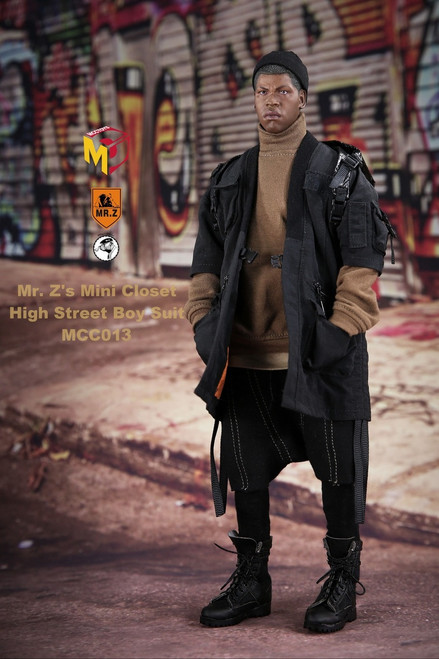 [MCC-013] MCC TOYS High Street Boy Set B Figure Accessory