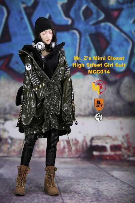 [MCC-014] MCC TOYS High Street Girl Set Figure Accessory