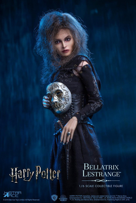 [SA-0053] 1/6 Bellatrix Lastrange in Harry Potter and the Deathly Hallows by Star Ace
