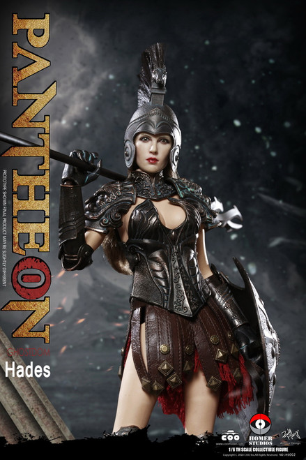 [CM-HS002] Pantheon Underworld Goddesses Hades 1:6 Figure by COO Model